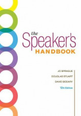 Omslag - The Speaker's Handbook, Spiral bound Version