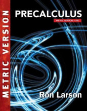 Precalculus, International Metric Edition av Ron Larson (Heftet)