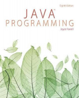 Omslag - Java Programming, Loose-Leaf Version