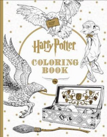 Harry Potter Coloring Book av Inc. Scholastic (Heftet)