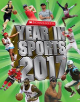 Omslag - Scholastic Year in Sports 2017
