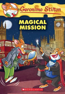Magical Mission av Geronimo Stilton (Heftet)