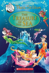 Omslag - The Treasure of the Sea: A Geronimo Stilton Adventure (Thea Stilton: Special Edition #5)