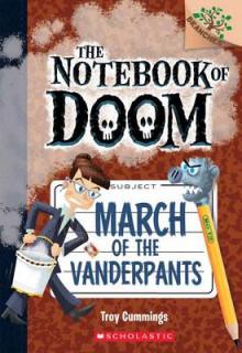 March of the Vanderpants av Troy Cummings (Heftet)