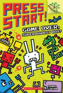 Game Over, Super Rabbit Boy! av Thomas Flintham (Heftet)