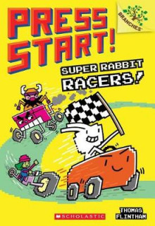 Super Rabbit Racers! av Thomas Flintham (Heftet)