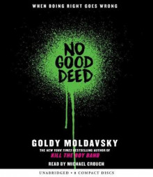 No Good Deed av Goldy Moldavsky (Lydbok-CD)