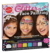 Omslag - Glitter Face Painting