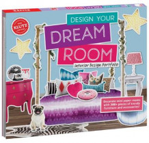 Create Your Dream Room av Editors of Klutz (Blandet mediaprodukt)