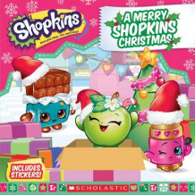 A Merry Shopkins Christmas av Meredith Rusu (Heftet)