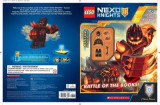 Omslag - Battle of the Books! (Lego Nexo Knights: Activity Book)