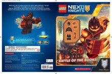 Battle of the Books! (Lego Nexo Knights: Activity Book) av Scholastic (Blandet mediaprodukt)