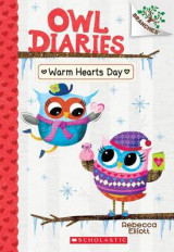 Omslag - Warm Hearts Day: A Branches Book (Owl Diaries #5)