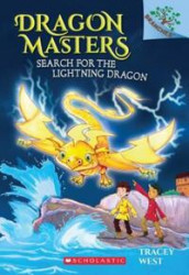 Search for the Lightning Dragon: A Branches Book (Dragon Masters #7), Volume 7 av Tracey West (Heftet)
