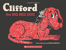 Clifford the Big Red Dog: Vintage Hardcover Edition av Norman Bridwell (Innbundet)