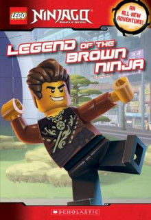 Legend of the Brown Ninja (Lego Ninjago: Chapter Book) av Meredith Rusu (Heftet)