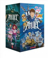Omslag - Amulet Box Set: Books 1-7