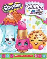 Omslag - Shopkins Phonics