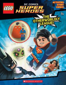 The Otherworldly League (Lego DC Comics Super Heroes: Activity Book with Minifigure) av Various (Blandet mediaprodukt)