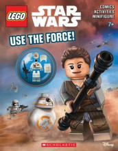 LEGO Star Wars : Use the Force! with figurine av Ace Landers (Heftet)