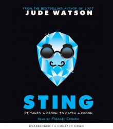 Sting: A Loot Novel av Jude Watson (Lydbok-CD)