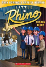 Omslag - Trophy Night (Little Rhino #6)