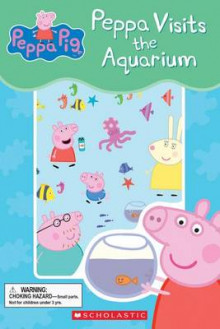 Peppa Visits the Aquarium av Meredith Rusu (Heftet)