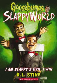 Goosebumps SlappyWorld #3: I Am Slappy's Evil Twin av R. L. Stine (Heftet)