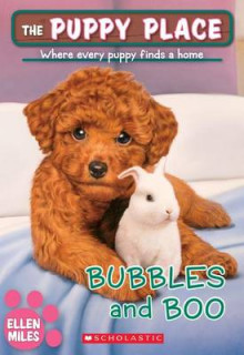 Bubbles and Boo (the Puppy Place #44) av Ellen Miles (Heftet)