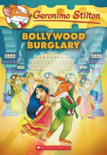 Bollywood Burglary (Geronimo Stilton #65) av Geronimo Stilton (Heftet)