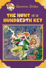 Omslag - The Hunt for the 100th Key (Geronimo Stilton Special Edition)