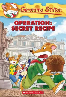 Operation: Secret Recipe av Geronimo Stilton (Heftet)