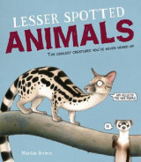 Omslag - Lesser Spotted Animals