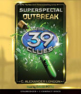 Omslag - Outbreak (the 39 Clues Superspecial)