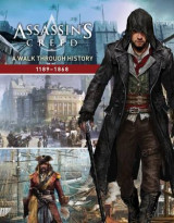 Omslag - Assassin's Creed: A Walk Through History (1189-1868)