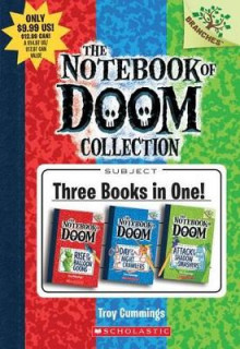 The Notebook of Doom Collection: A Branches Book (Books #1-3) av Troy Cummings (Heftet)