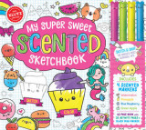 Omslag - My Super Sweet Scented Sketchbook
