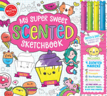 My Super Sweet Scented Sketchbook av Editors of Klutz (Blandet mediaprodukt)