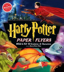 Harry Potter Paper Flyers av Editors of Klutz (Blandet mediaprodukt)