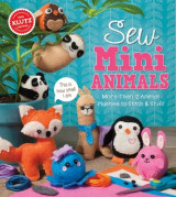 Omslag - Sew Mini Animals
