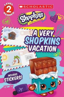 A Very Shopkins Vacation (Shopkins) av Jenne Simon (Heftet)