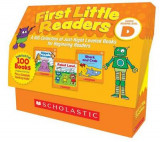 Omslag - First Little Readers: Guided Reading Level D