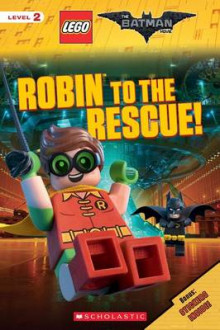 Robin to the Rescue! (the Lego Batman Movie: Reader) av Tracey West (Heftet)