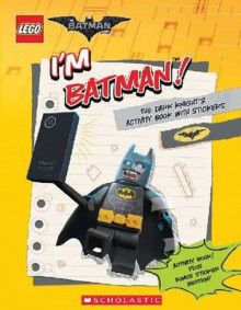 I'm Batman! the Dark Knight's Activity Book with Stickers (the Lego Batman Movie) av Ameet Studio (Heftet)