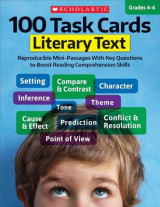 Omslag - 100 Task Cards: Literary Text