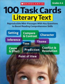 100 Task Cards: Literary Text av Scholastic Teaching Resources og Scholastic (Heftet)
