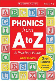 Phonics from A to Z av Wiley Blevins (Heftet)