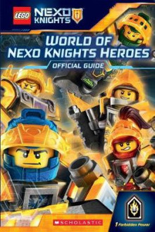 World of Nexo Knights Heroes av Kate Howard (Heftet)