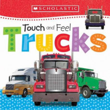 Touch and Feel Trucks (Scholastic Early Learners) av Inc. Scholastic (Pappbok)