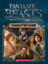 Omslag - Character Guide (Fantastic Beasts and Where to Find Them)
